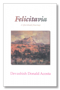 front cover image for felicitavia showing cezanne painting of Mont Sainte-Victoire